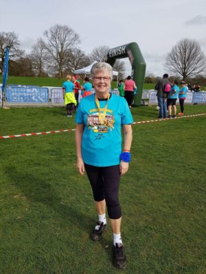 Margaret Carleton – Running Towards Retirement